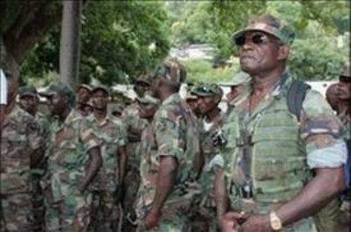 Article : A quand une nouvelle force de défense nationale dans le pays?