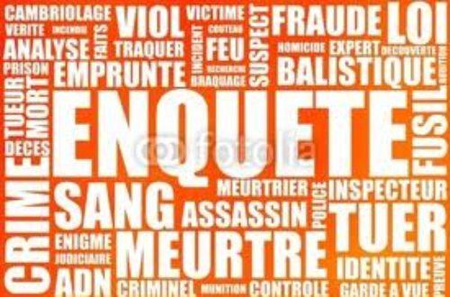 Article : Haïti: A quand la fin de l'enquête Mr X ? -L'enquête se poursuit.