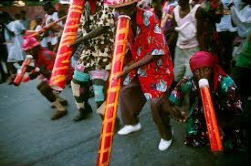 Article : Haïti: Chaque semaine Sainte a son Rara.