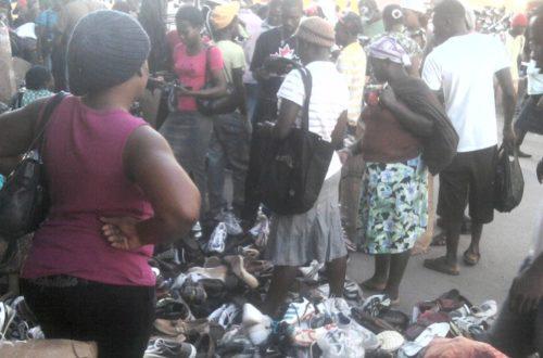 Article : Pèpè ou déchet, cette commerce est très florissante en Haïti.