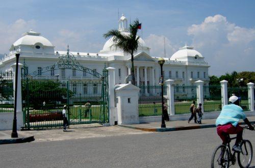 Article : Haïti-Politique: Une odeur de la mort se répand au palais national