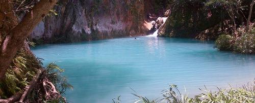 Jacmel bassin bleu