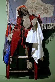 Erzulie mapiangue, un loas du vaudou haïtien. via Uglix /flickr.com