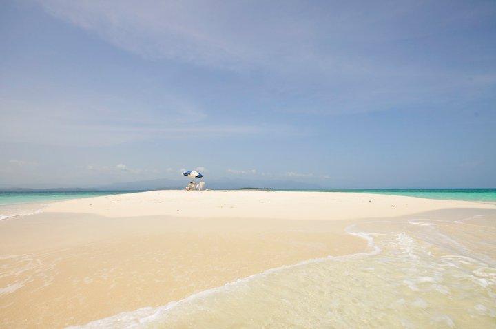 la plage Port-Morganvia Rose LAure Lambert Greenless