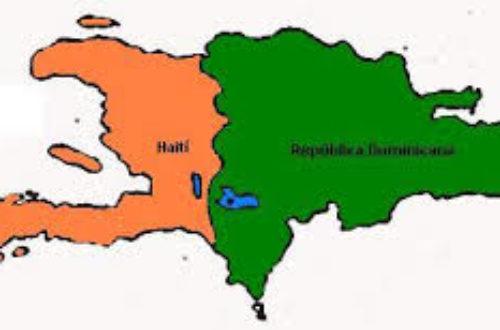 Article : Existe-t-il une guerre froide entre Haïti et la République dominicaine ?