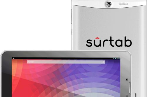 Article : Haïti-technologie : Surtab, une tablette haïtienne sur le marché Vénézuélien