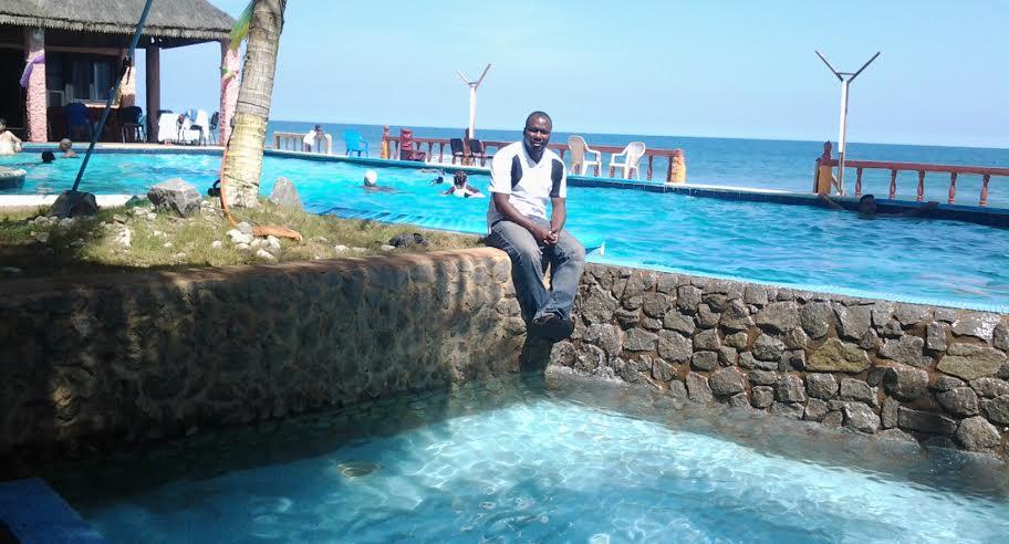 Nelson Deshommes à Abidjan
