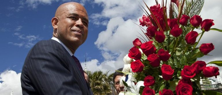 Article : L'impossible combat du Président Martelly