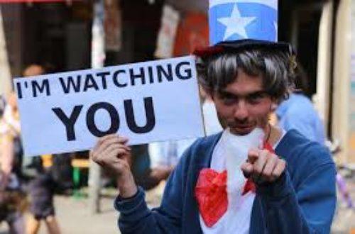 Article : Et si les réseaux sociaux étaient plutôt des réseaux de surveillance ?