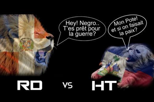 Article : Provocation à la guerre, Haïtiens ne tombez pas dans le piège des Dominicains