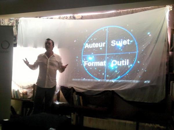 les quatre axes d'un blog