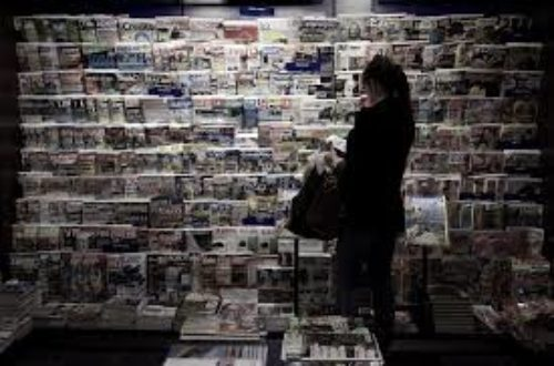 Article : Pour une journée mondiale sans information