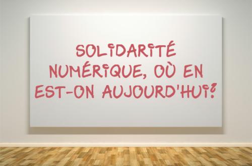 Article : Solidarité numérique : une chance pour les femmes rurales d'Haïti