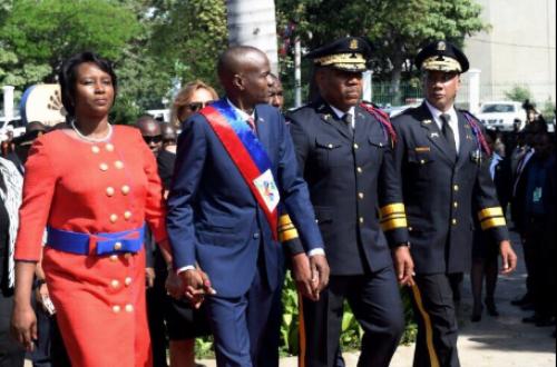 Article : Jovenel Moïse au pouvoir, s'achemine-t-on vers la fin de l'instabilité politique en Haïti ?